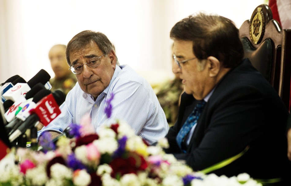 Panetta And Wardak