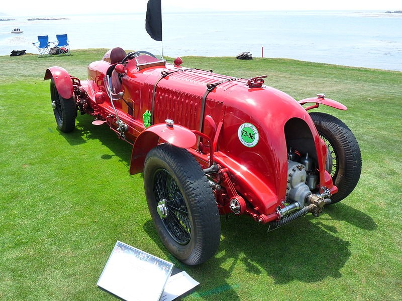 Classic George Daniels Car Collections Offered at 2012 Goodwood Festival of Speed
