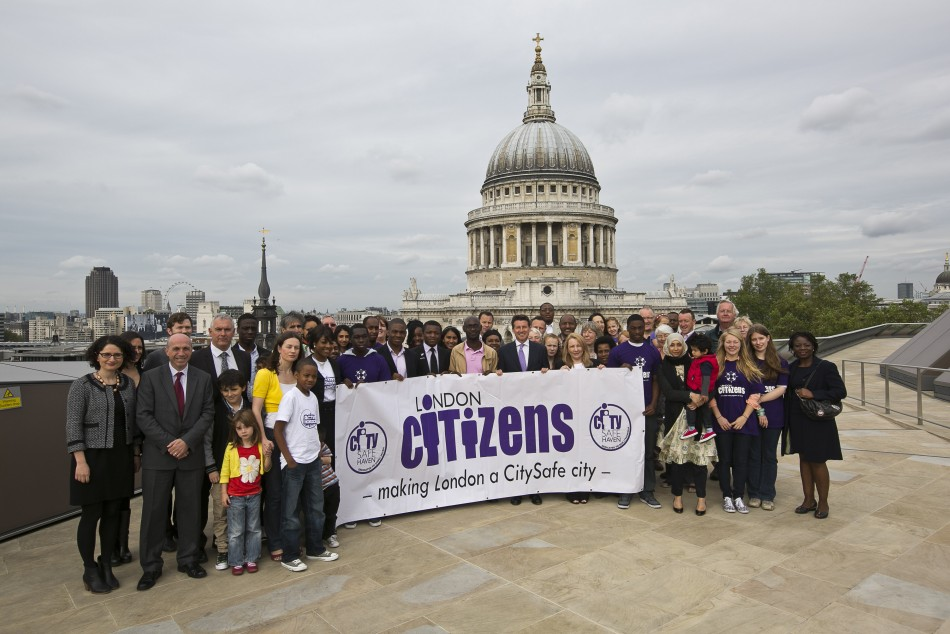London 2012 Organising Committee Supports 100 Days of Peace Project