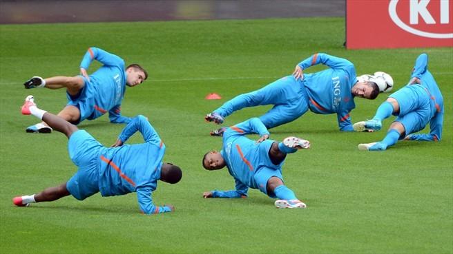 The Dutch Team