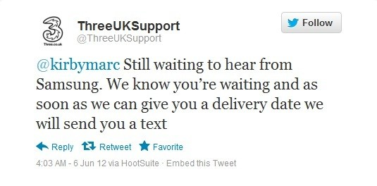 Samsung Galaxy S3 Blue Model to Arrive in the UK on 22 June?