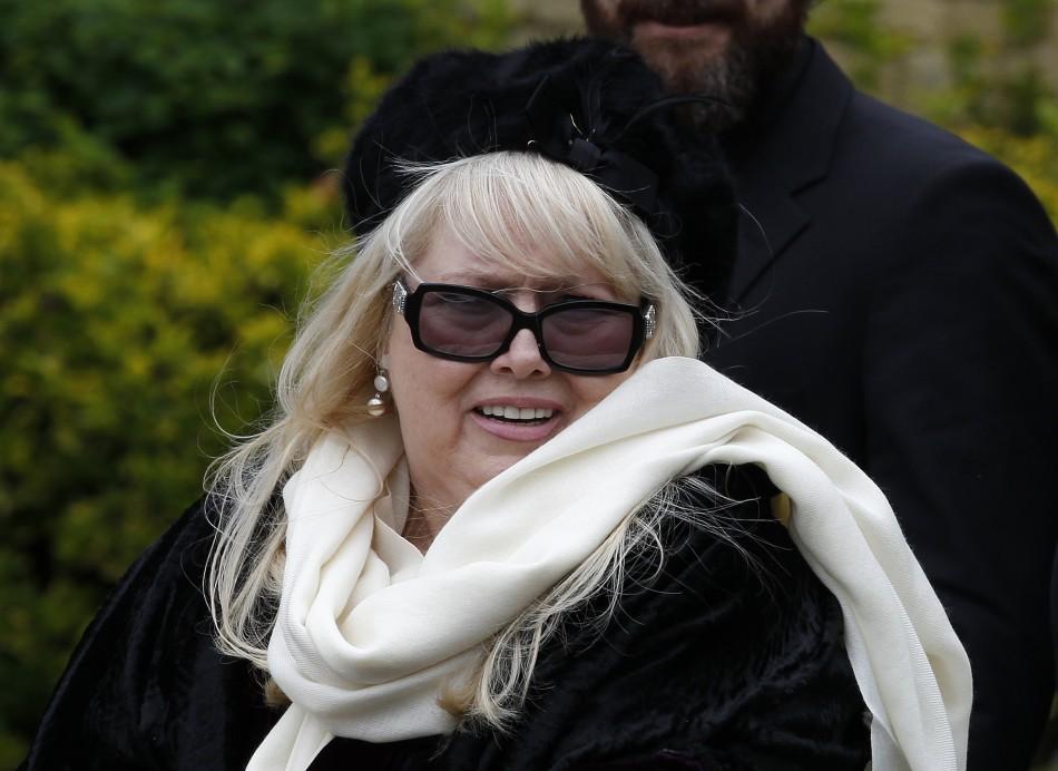 Robin Gibbs funeral