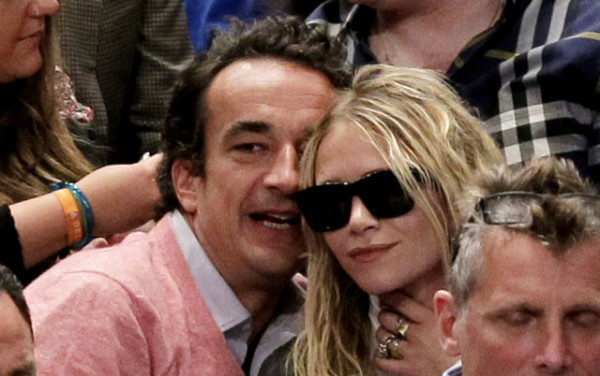 Is Mary Kate Olsen Shacking Up with Boyfriend Olivier Sarkozy?