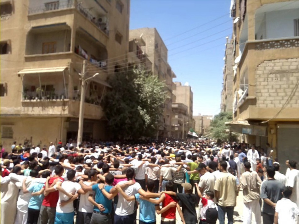 Syrian Violence And Now Financial Pressures