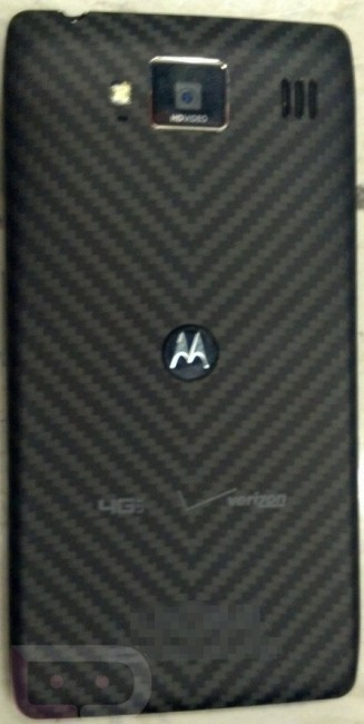 Motorola Droid Razr HD Leaked Pictures and NenaMark Benchmark Reveals its Specs