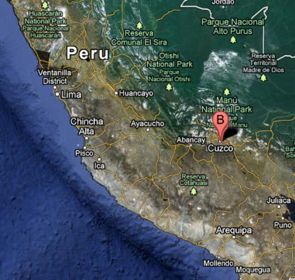 Peru Helicopter Crash