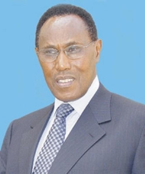 Kenyan Minister