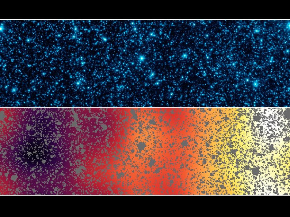 Nasa Scientists Have Discovered A Strange Faint Glow From the First Objects In The Universe