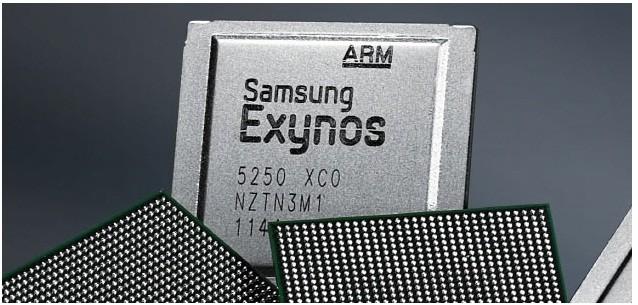 Exynos 5250 dual-core processor