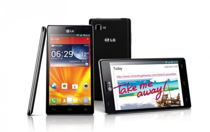 LG Optimus 4X HD UK release date price 1