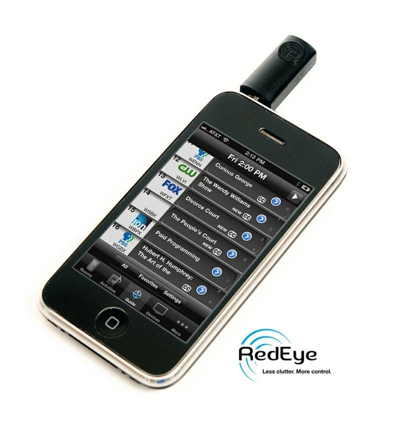 Top 10 Things to Connect to Your iPhone RedEye Mini Remote Control