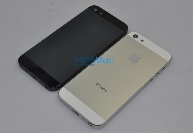 iPhone 5 WWDC 2012