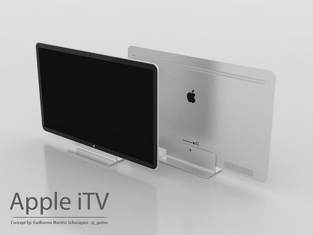 Apple 'iTV' Rumors Heat Up As Foxconn Buys More Shares In Sharp [REPORT]