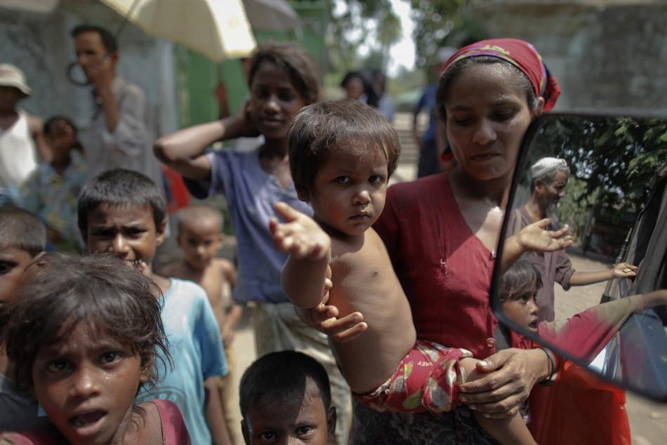 Sectarian Violence In Myanmar