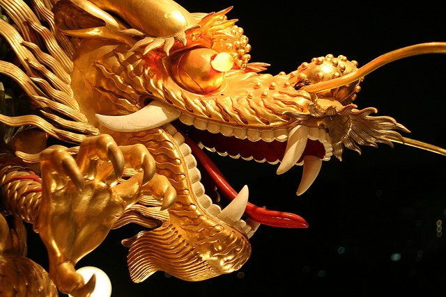 China Dragon: China Overtaking US As World's Largest Economy In 2014