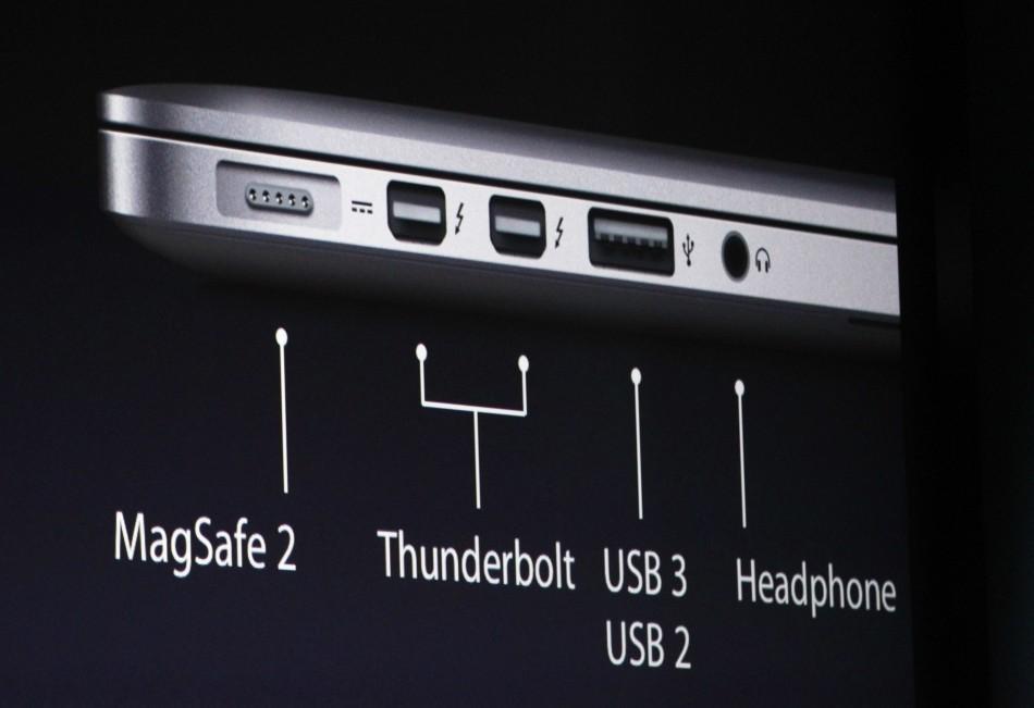 Next Generation MacBook Pro with Retina Display WWDC 2012