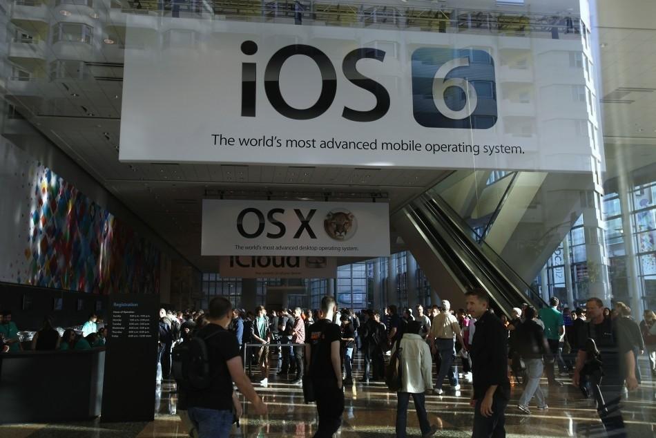 wwdc ios 6 apple operating system facebook integration
