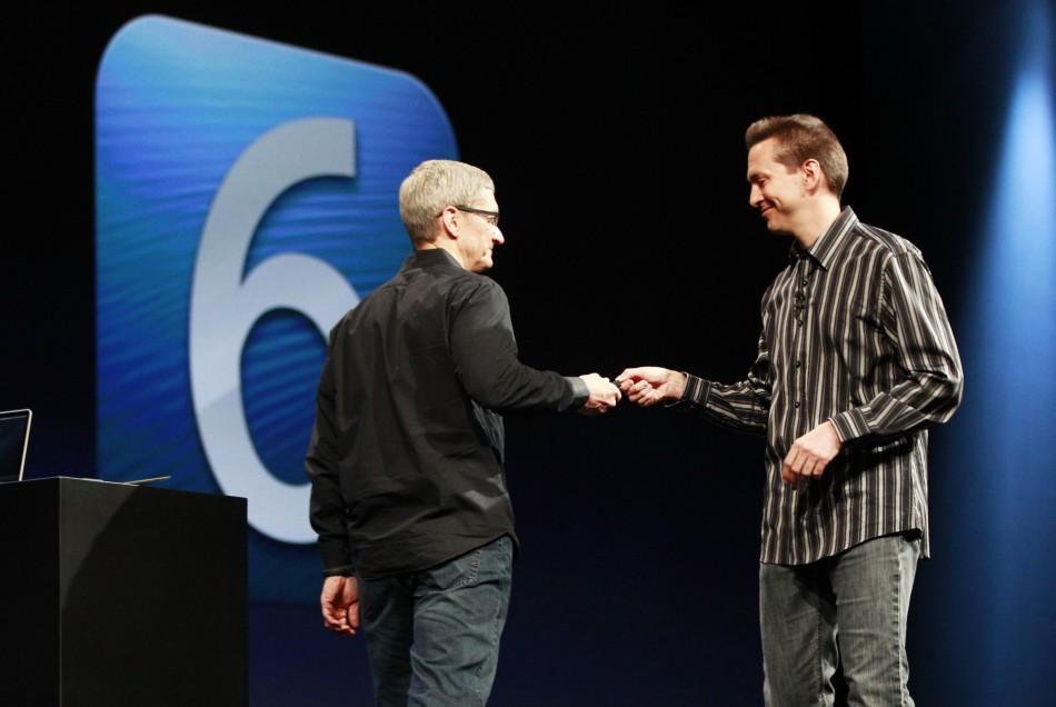 iOS 6 Annoucced