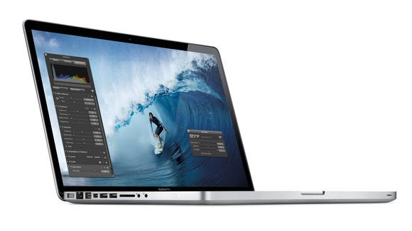 MacBook Pro with Retina Display WWDC 2012