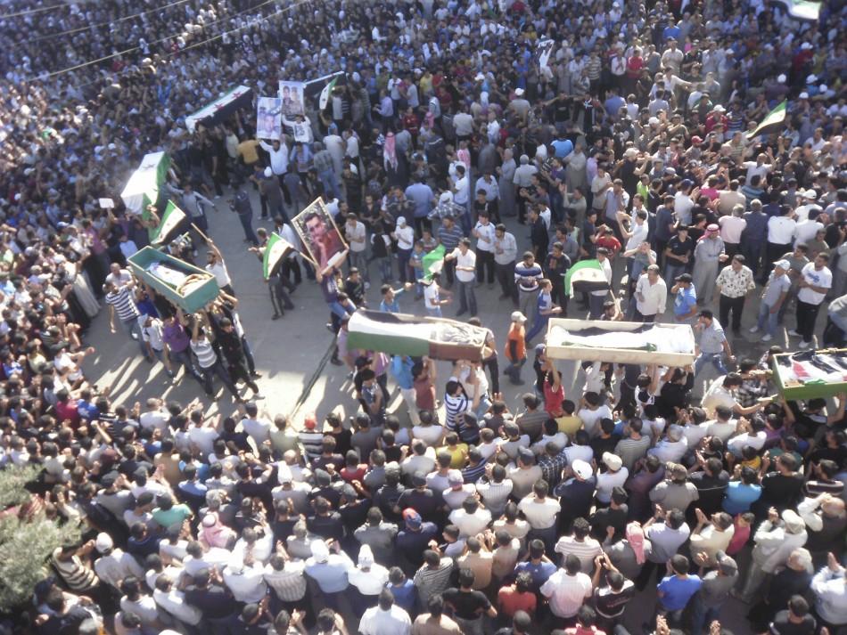 Syria: US Fears New Massacre in Haffa