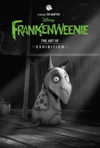Disney to Launch 'The Art of Frankenweenie' Exhibition at 2012 Comic-Con and CineEurope