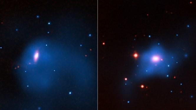 Supermassive Black Hole Grows Faster Than Galaxies, Says Nasa
