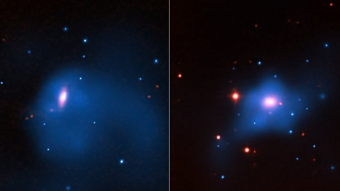 Supermassive Black Hole Grows Faster Than Galaxies, Says Nasa