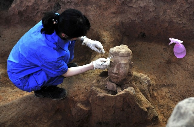 More than 100 New Terracotta Warriors of Qin Dynasty Unearthed in China PHOTOS