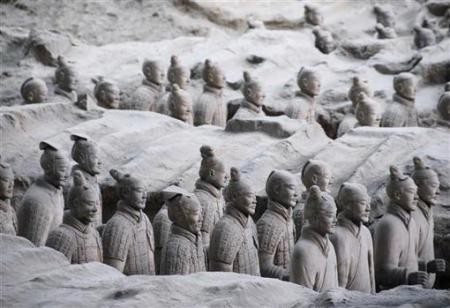 More than 100 New Terracotta Warriors of Qin Dynasty Unearthed in China