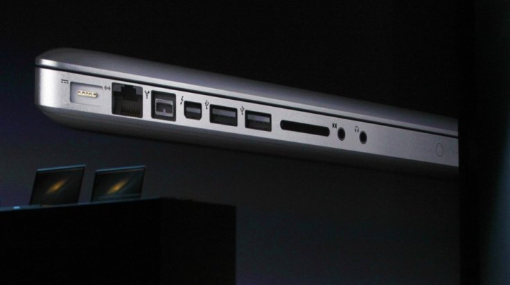 MacBook Pro Retina Display WWDC 2012