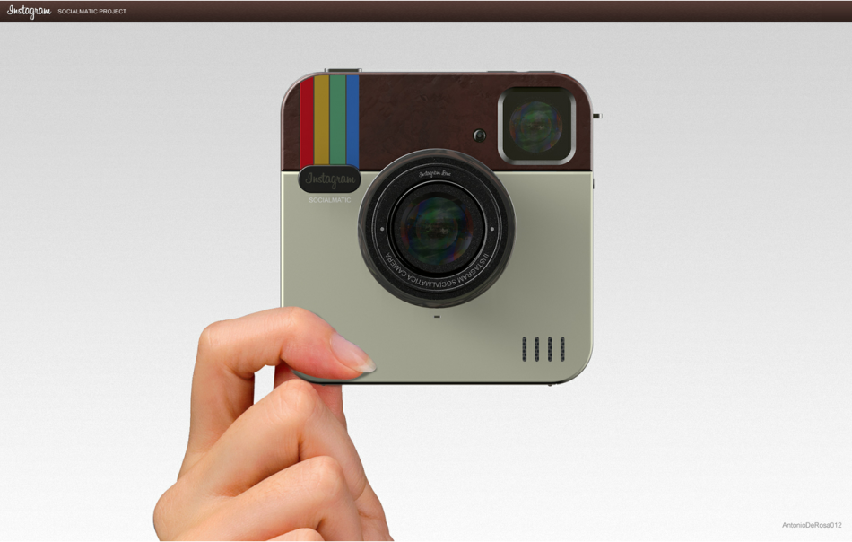 Instagram Camera Socialmatic