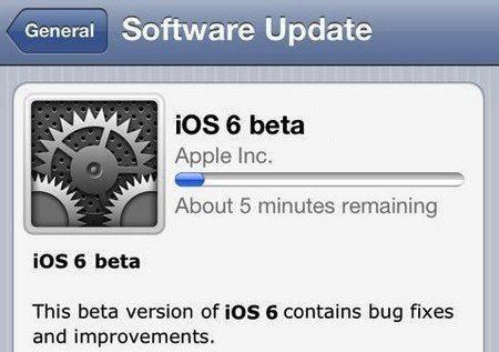 WWDC 2012: How to Install iOS 6 Beta Using iTunes 10 6 3