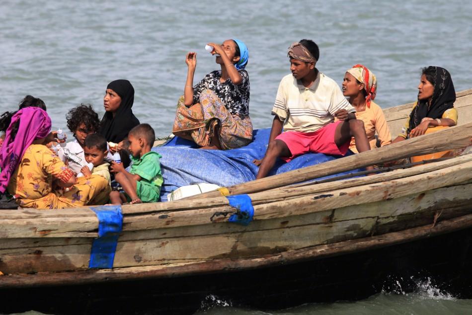 Myanmar's Muslim Rohingya