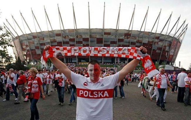 Poland fans