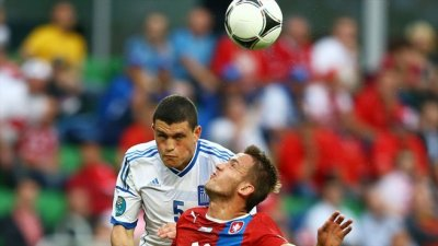 Czech Republic v Greece