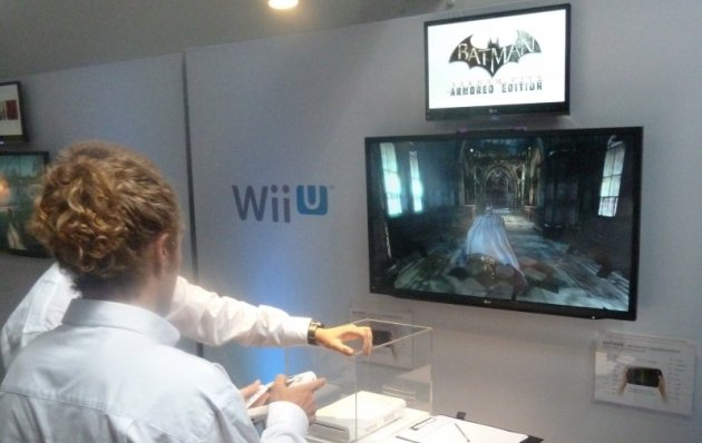 batman arkham city armored edition wii u games console launch review