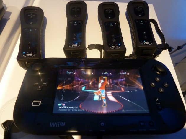 just dance 4 wii u games console launch review