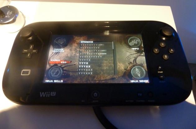 ninja gaiden 3 razors edge wii u games console launch review