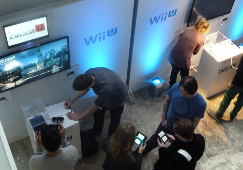 wii u games console launch review main image