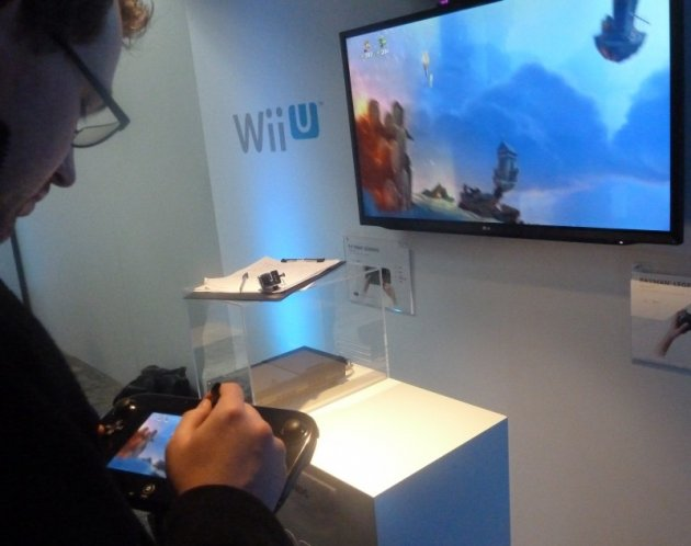 Rayman legends wii u games console launch review