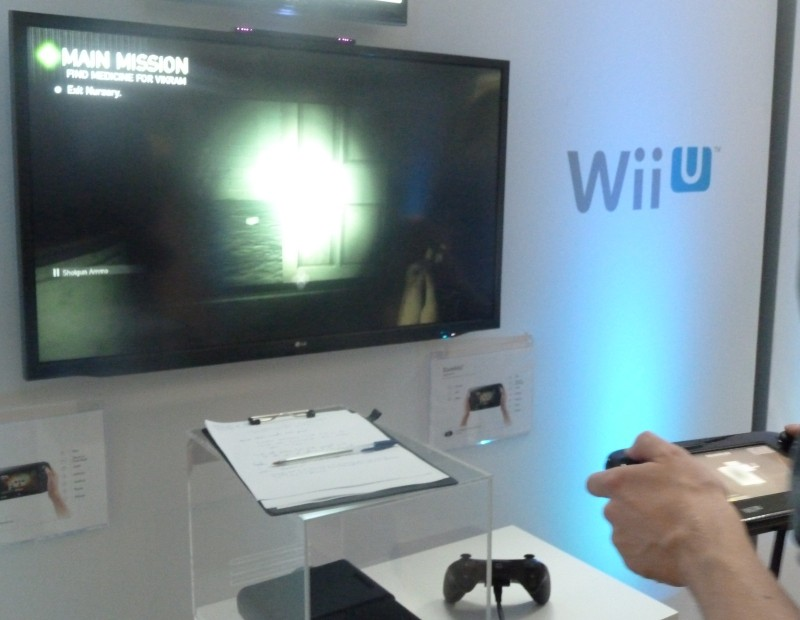 zombie u torch wii u games console launch review