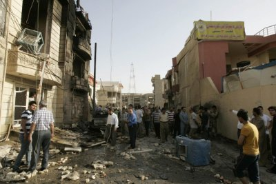 Iraq blast