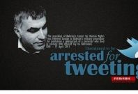 Bahrain human rights activist Nebeel Rajab is being detained in Bahrain for a tweet