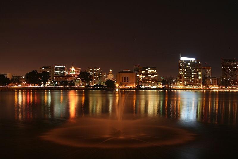 4. Oakland, California