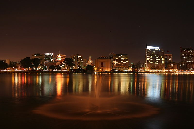 4. Oakland, California