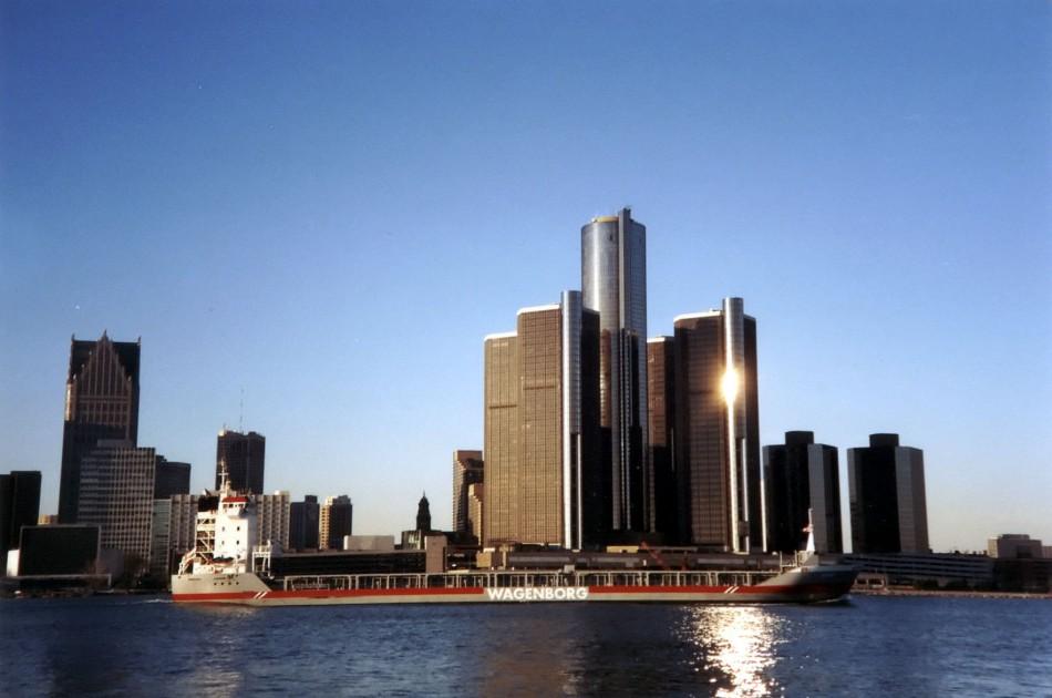 2. Detroit, Michigan