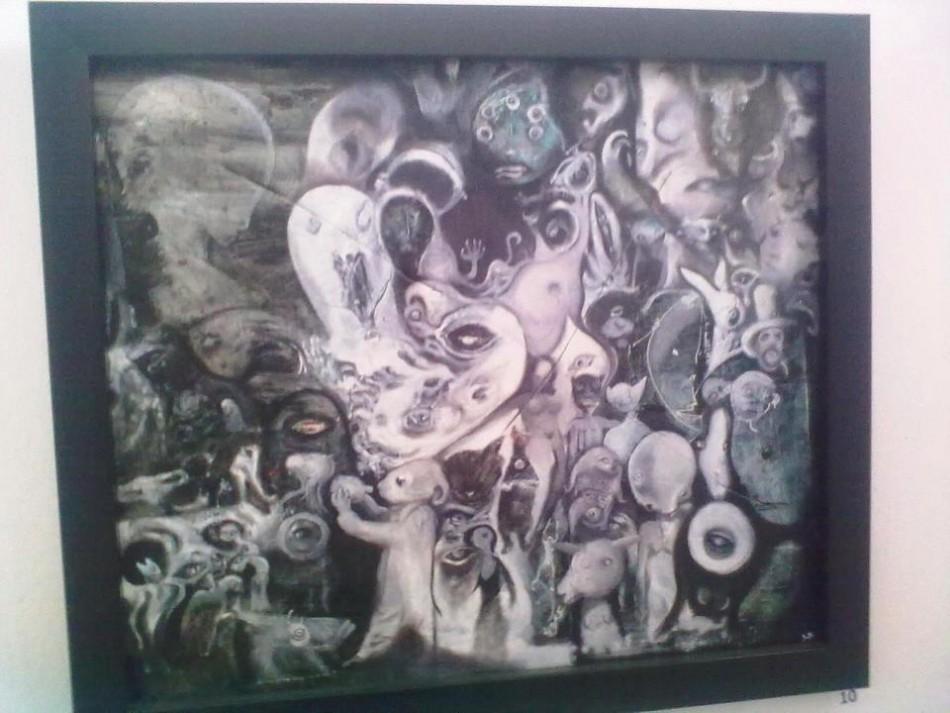 Divine creatures from the La Marsa art exhibition