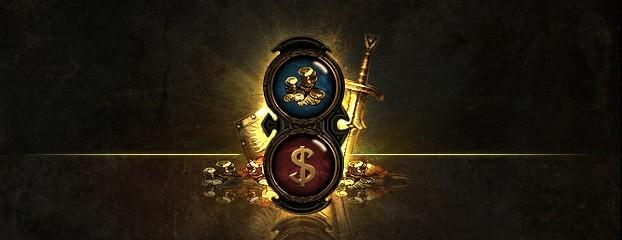 Diablo 3 III Auction House Real Money