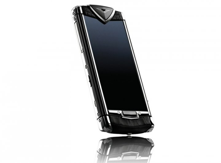 vertu constellation luxury phone
