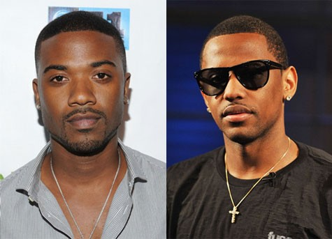 Ray J and Fabolous